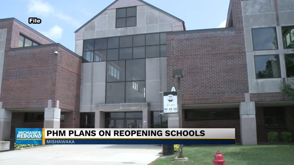 PHM plans on reopening schools