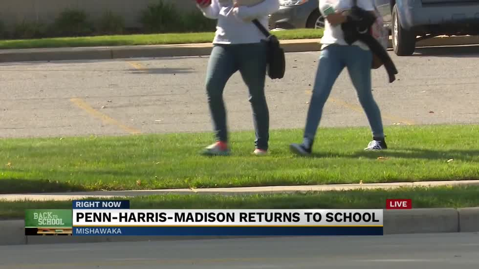 PHM students return to school