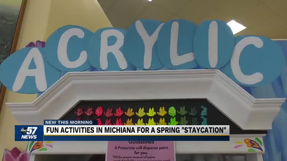 Planning the perfect 'stay-cation' in Michiana