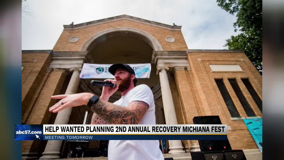 Plans are underway for second annual Recover Michiana Fest