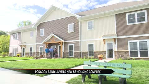 Pokagon Band of Potawatomi Indians host grand opening of Tribal Village