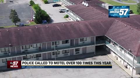 Police called 104 times to Rodeway Inn this year leaving officials, neighbors looking for change