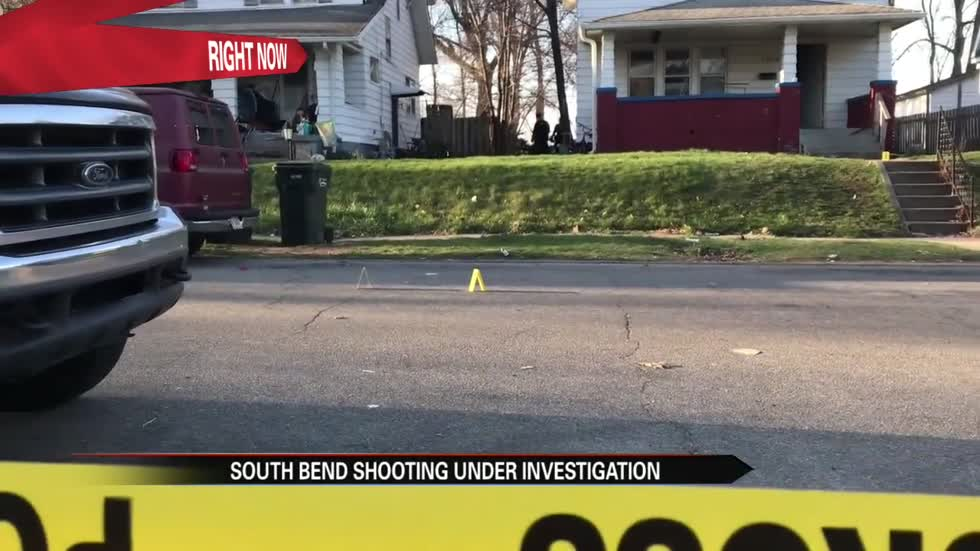 Police investigate teen shot near Portage Ave. in South Bend