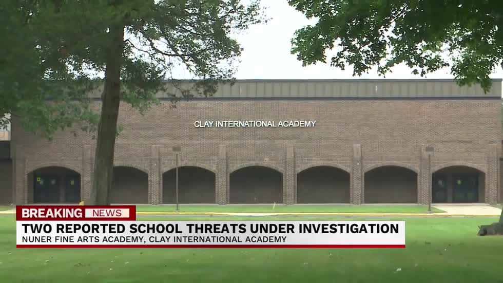 Police investigating alleged threats at two South Bend schools