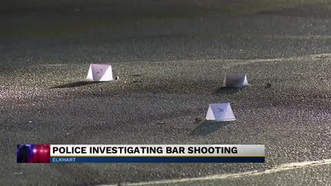 One injured during shooting at Elkhart bar