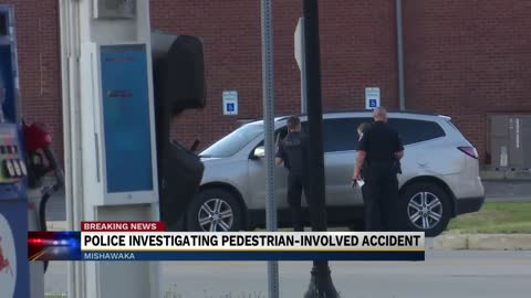 Mishawaka Police investigating pedestrian involved crash during...