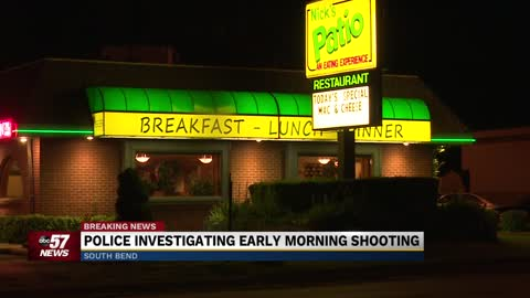 Police investigating shooting at Nick's Patio