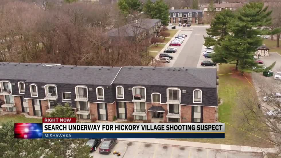 Police investigating shooting on Hickory Road in Mishawaka