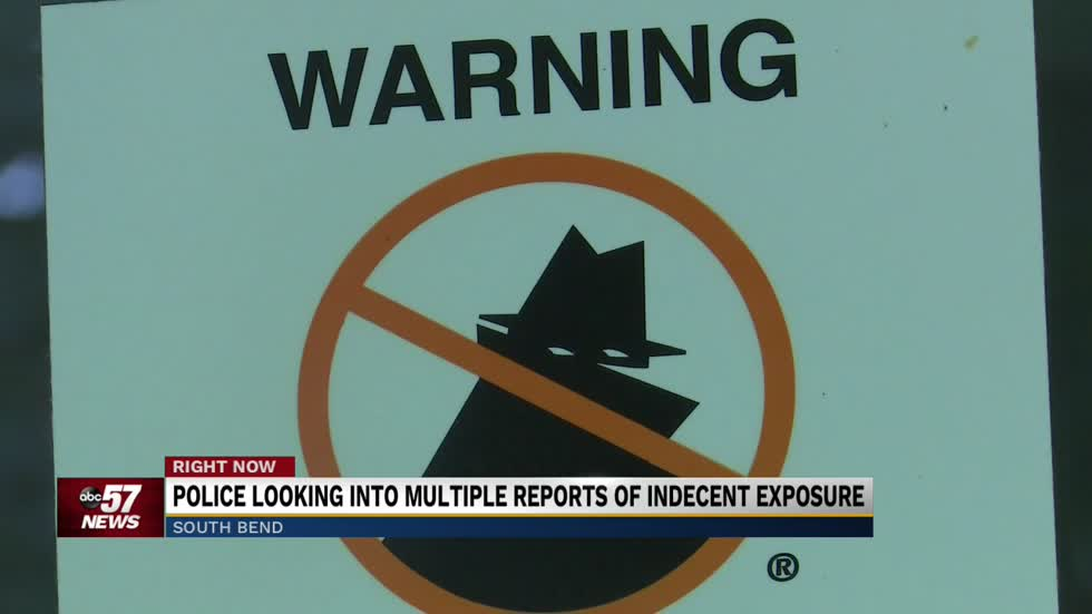 Police looking into multiple reports of indecent exposure