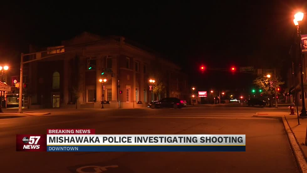 Police respond to shooting in Mishawaka