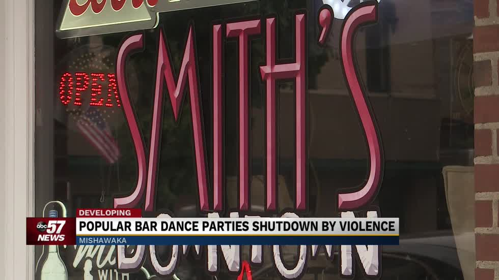 Popular bar dance parties shutdown by violence