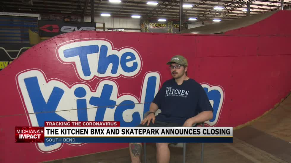 Popular South Bend indoor skatepark The Kitchen closing down