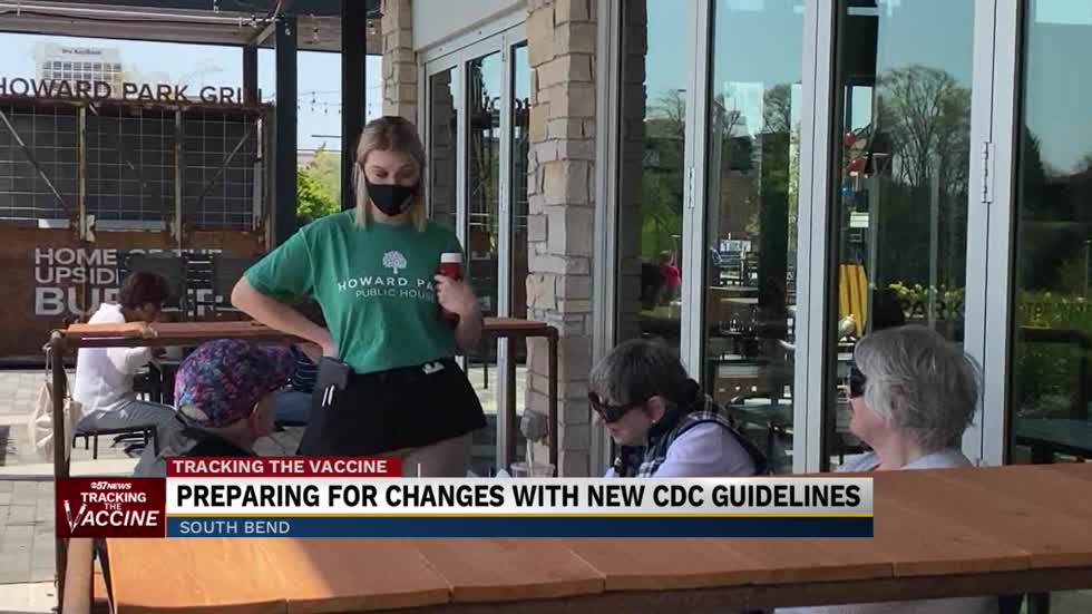Preparing for changes with new CDC guidelines