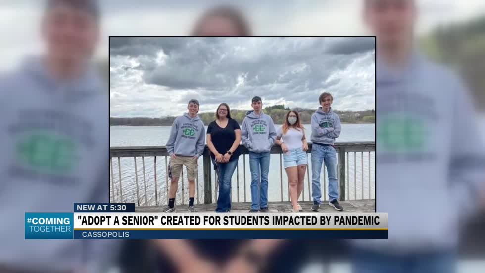 Program created for high school seniors impacted by pandemic