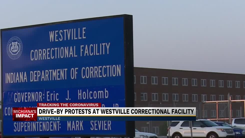 Group protest conditions at Westville Correctional Facility amidst pandemic