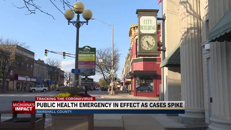 Public Health Emergency in effect as cases spike