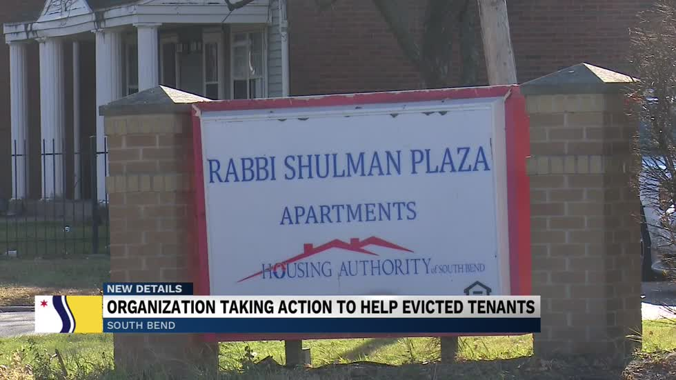 Tenants struggle for housing after recent eviction notice