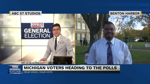Benton Harbor mayoral race underway