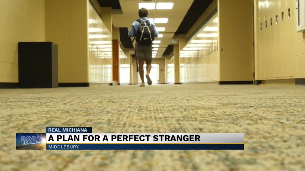 Real Michiana: A plan for a perfect stranger