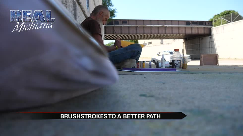 Real Michiana: Brushstrokes to a better path