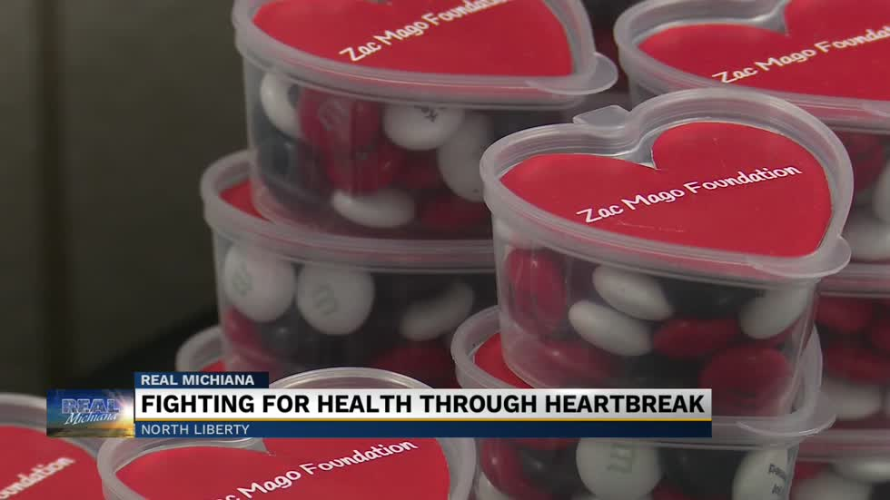 Real Michiana: Fighting for heart health through heartbreak
