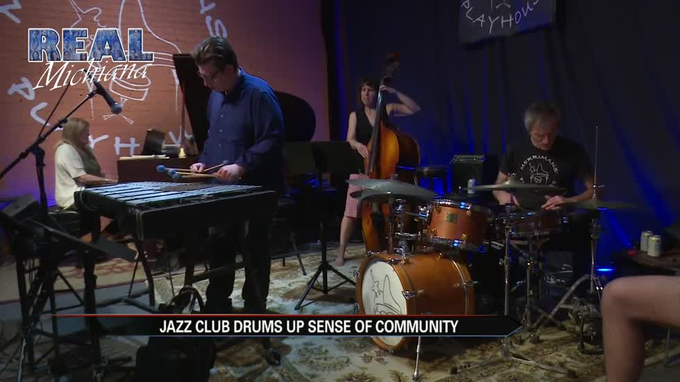 Real Michiana: jazz club drums up sense of community