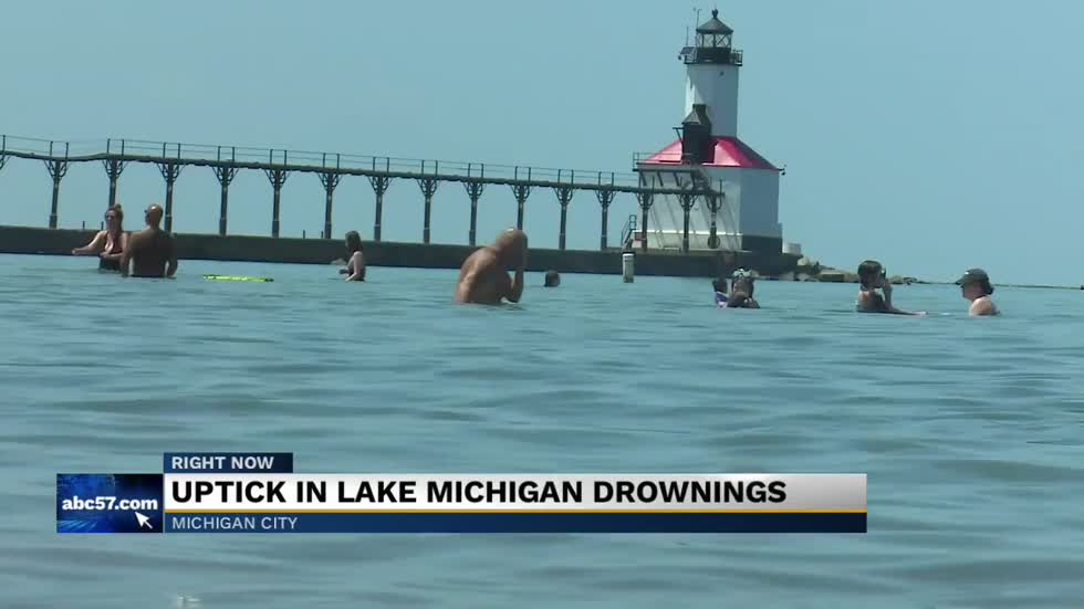 Recent Lake Michigan drownings bring safety into question