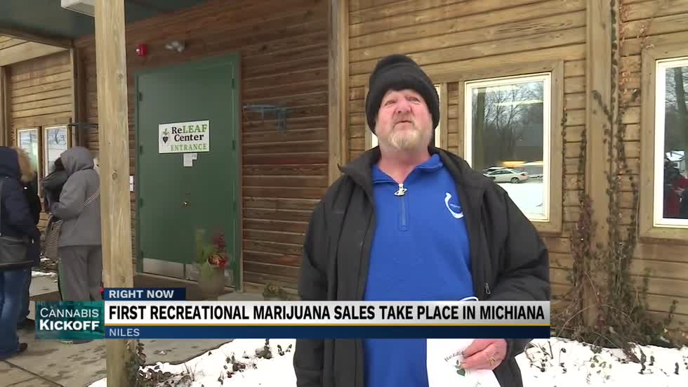 Recreational marijuana comes to Southwest Michigan