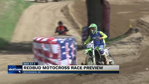 RedBud taking place this weekend in Michigan