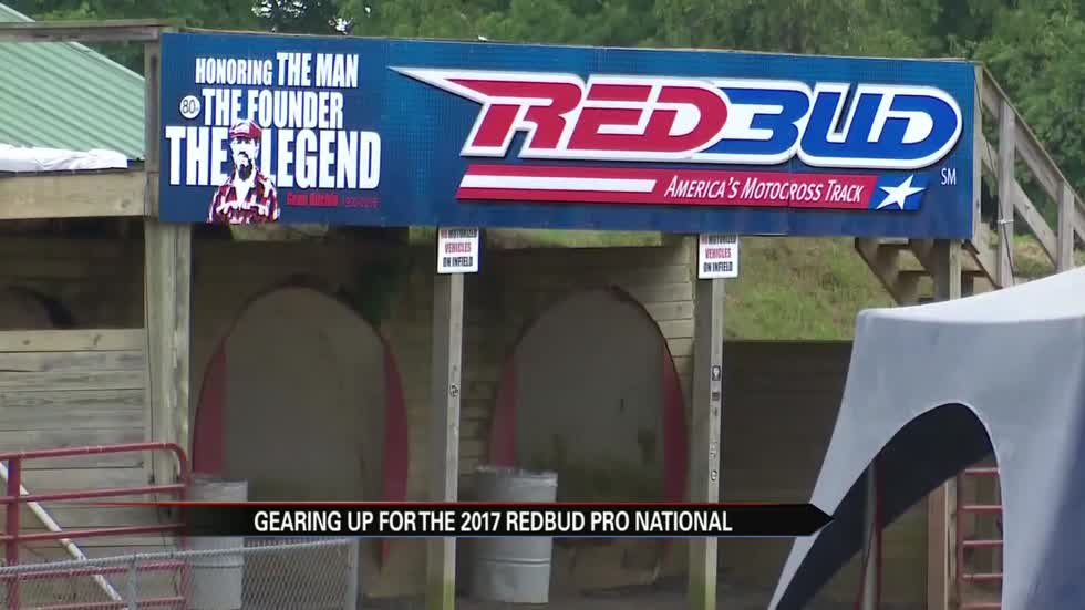 RedBud MX Pro National returns for year 44 with big changes
