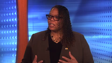 Regina Williams-Preston discusses run for South Bend mayor