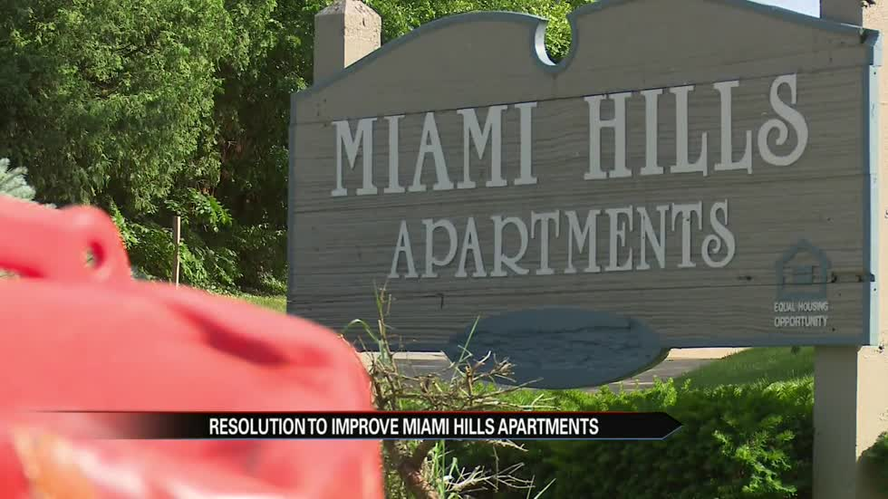 Renovation project aims to curb crime at Miami Hills Apartments
