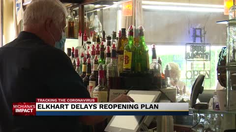Restaurant owners react to Elkhart Co. delaying reopening plans