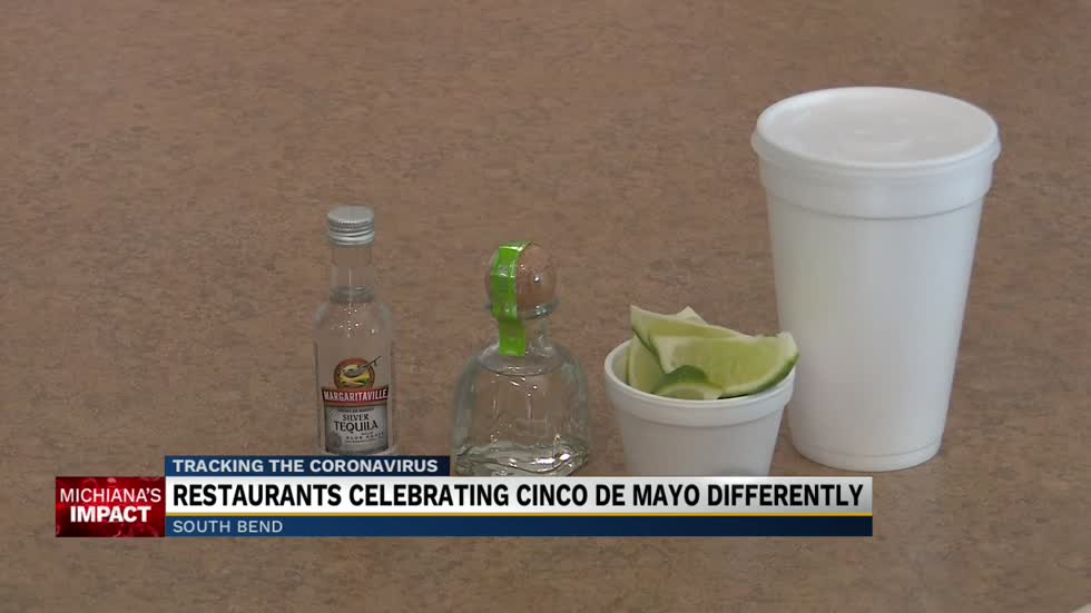 Restaurants in South Bend selling margarita kits for Cinco De Mayo