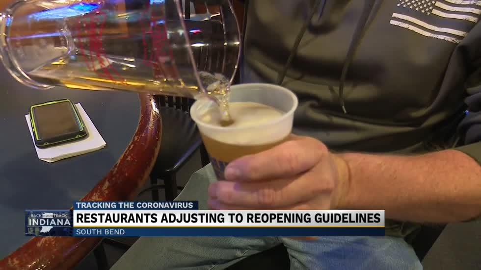 Neighborhood bars open without bar seating