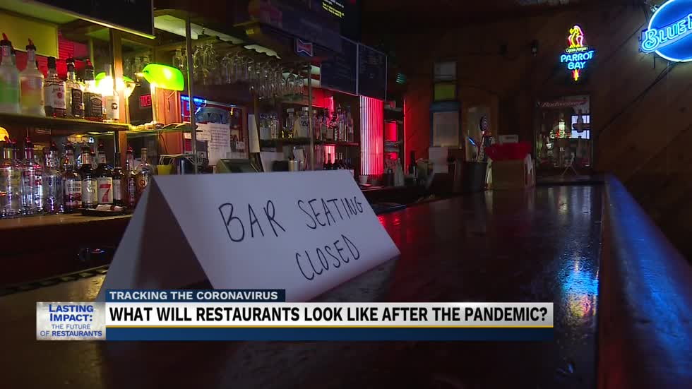 Restaurants struggle to reopen and bring customers back