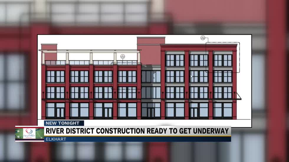 River District in Elkhart adding new retail and office space