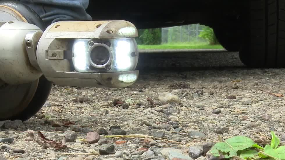 Robot used to keep sewers safe in Michiana cities