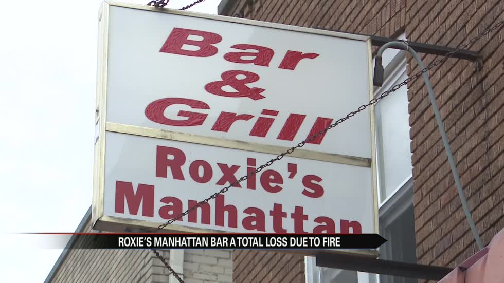 Roxie's Manhattan Bar and Grill in Mishawaka severely damaged in fire
