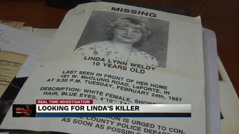 Looking For Linda's Killer: 1987 (Part 1)