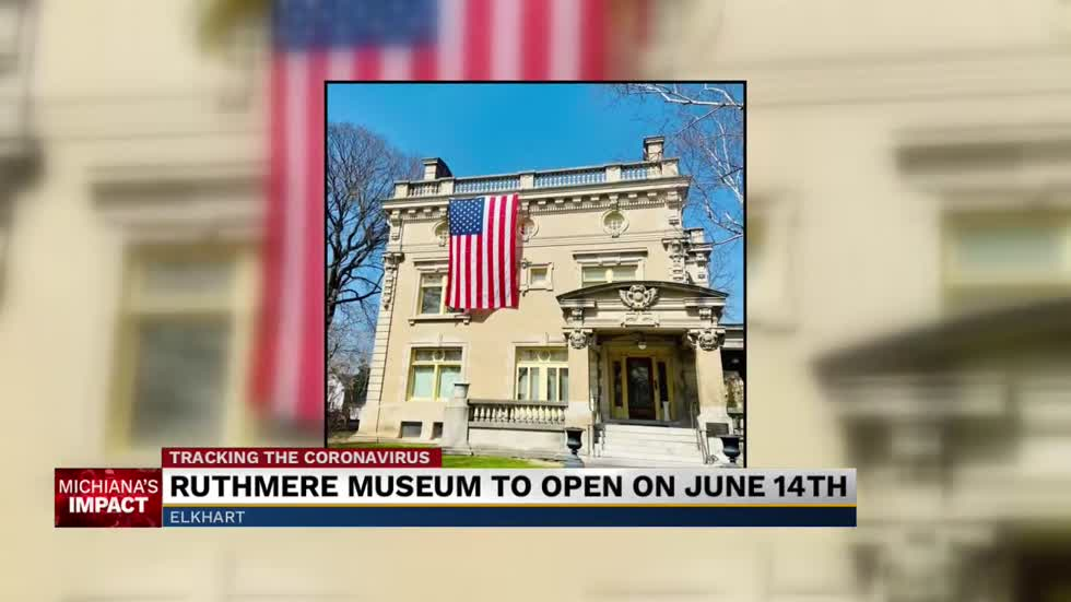 Ruthmere Museum announces opening day