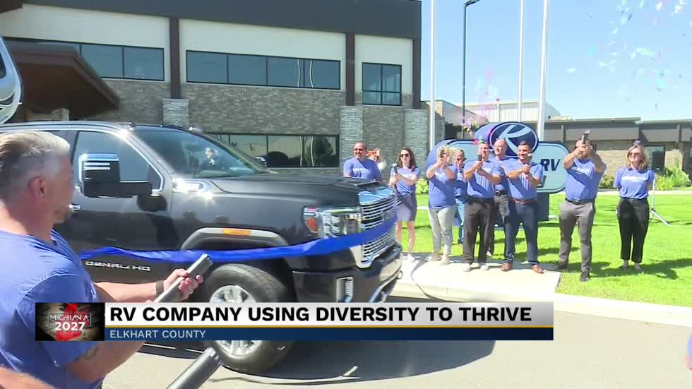 RV company using diversity to thrive