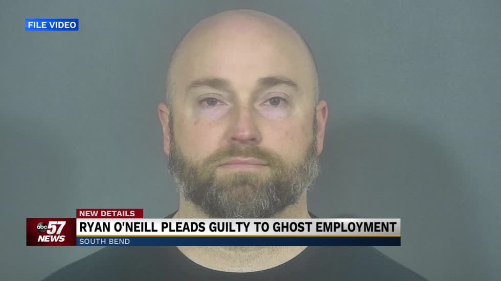Ryan O'Neill pleads guilty to ghost employment