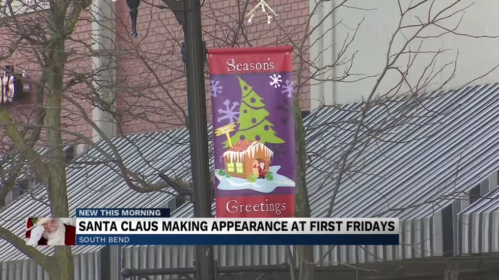 Santa Clause to make an appearance in Downtown South Bend