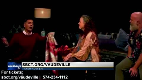 The South Bend Civic Theatre Streaming original Vaudeville show