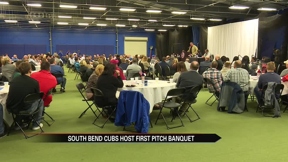 S.B. Cubs begin fundraising for foundation with First Pitch Banquet