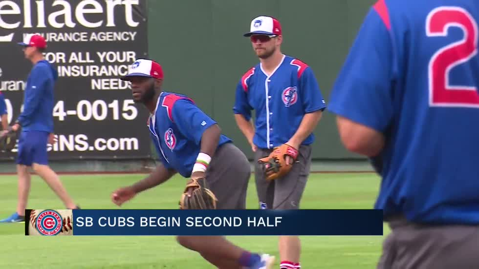 SB Cubs hope momentum carries into second half