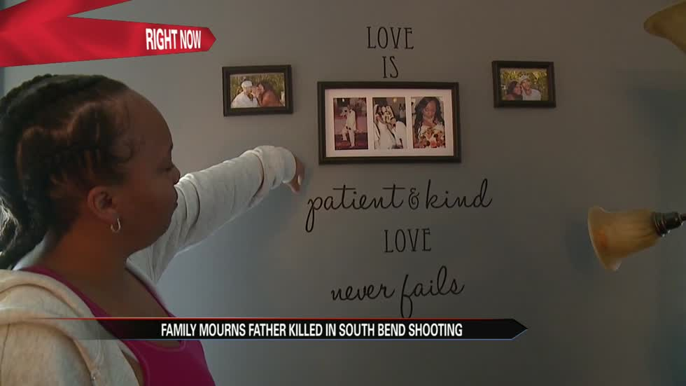 South Bend family mourns the death of victim in shooting