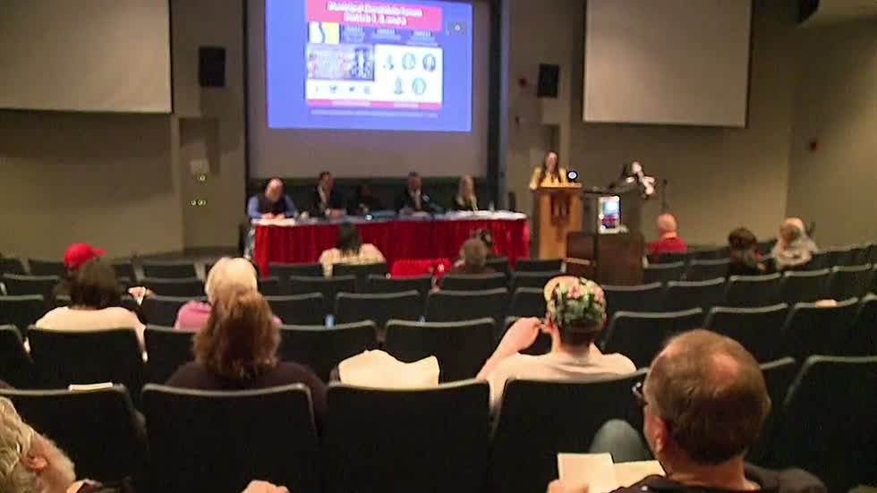 South Bend Common Council candidates participate in candidate forum at IUSB