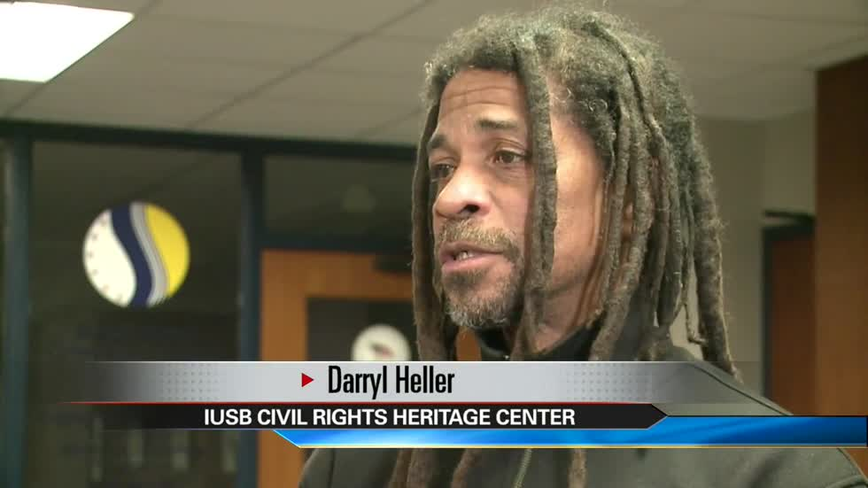 IUSB Civil Rights Heritage Center Director honored for work in local civil rights